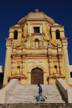 The Bishops Palace, Monterrey, Mexico, ca.1700. El Obispado By Gerardo Guzman