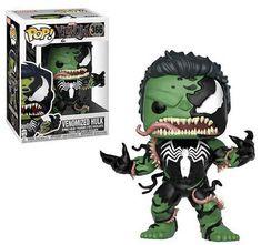 Funko Pop Vinyl Venomized Hulk No 366 Unboxing!Review Marvel Venom Movie