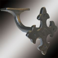 Stair Bracket Made Of Wrought Iron With Our Exclusive RSF Coating Protects  This Item For Years