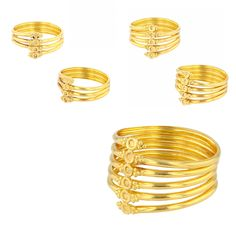 Fancy Spring Shape Ladies 22carat Yellow Gold Rings of Different wights and sizes available @ www.MarketOrders.net   #MarketOrders #Online #Platform #Marketplace #B4B #Business4Business #GoldJewellery #GoldRings #22carat #YellowGold #Jewellery #Retail #SMEs #UK #Worldwide #Ladies #Woman #Man #NewTech