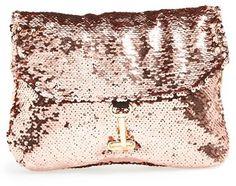 Deux Lux 'Ariel' Convertible Sequin Clutch on shopstyle.com