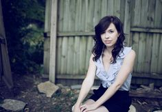 Joy Williams, love her. Her music is like a garden full of beautiful flowers on a rainy day.