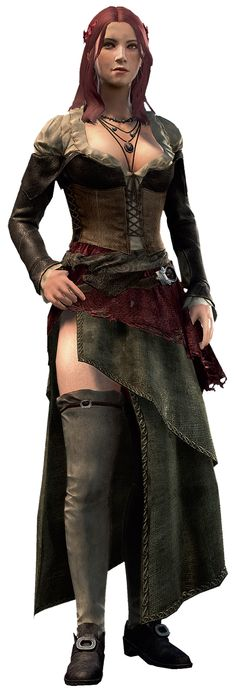 Anne Bonny i do like this outfit