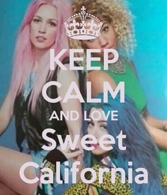 KEEP CALM AND LOVE Sweet California. Another original poster design created with the Keep Calm-o-matic. Buy this design or create your own original Keep Calm design now. Sweet California, Keep Calm Quotes, Keep Calm And Love, Musical, Jared Leto, Ariel, Singers, Elsa, Kpop