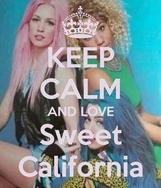 Keep calm: Sweet California (03)