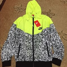4256c1a0ad12 Nike windbreaker jacket Nike windbreaker jacket. Women s size medium. Nwt. Nike  Jackets   Coats Utility Jackets