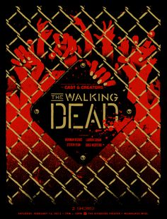 The Walking Dead / Poster