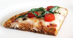 Sweet Potato Crust Pizza | POPSUGAR Fitness