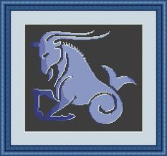 Check out this item in my Etsy shop https://www.etsy.com/listing/563144369/capricorn-cross-stitch-pattern-capricorn