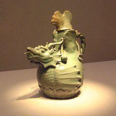celadon green pottery---Korean