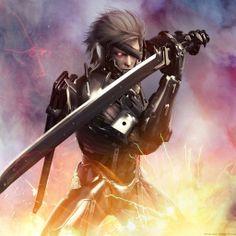Konami Metal Gear Rising: Revengeance