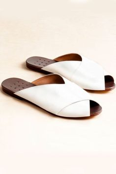 White shoes you're going to want to buy before spring