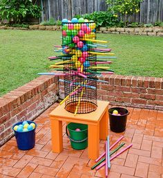 New backyard party diy outdoor games Ideas