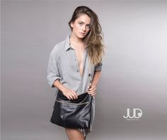 Black leather bag SALE  soft leather purse FREE SHIPPING by JUDtlv
