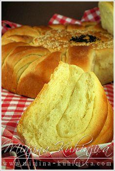 Bread, Pogaca, Food