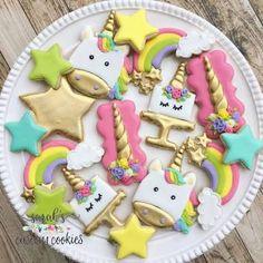 Resultado de imagen para unicornio galletas