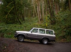 Fj 62 landcruiser  from Wood | Documents of experiments, style and craft.