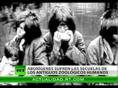 Zoos humanos: la pesadilla de los aborígenes - YouTube Patagonia, Youtube, Exotic Animals, Historical Photos, Documentaries, Movies, Youtubers, Youtube Movies