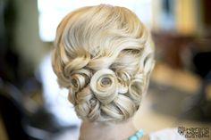 wedding updo  blog.hairandmakeupbysteph.com