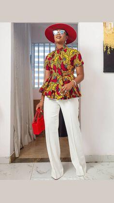 African Fashion Ankara, Latest African Fashion Dresses, African Print Fashion, African Wear, African Attire, African Women Fashion, Modern African Fashion, African Print Clothing, African Outfits