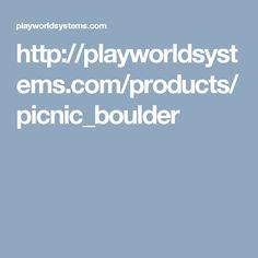http://playworldsystems.com/products/picnic_boulder