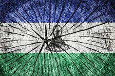 Lesotho Flag, Flag Vector