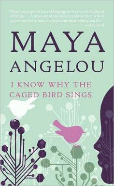 I Know Why the Caged Bird Sings #memoirs