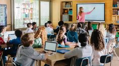 Wow! This new tool allows students to participate in interactive whiteboard sessions via their phones and tablets.