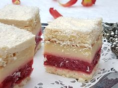 Punaherukka leivos Finnish Recipes, Western Food, Desert Recipes, Vanilla Cake, Special Occasion, Cheesecake, Deserts, Food And Drink, Sweets