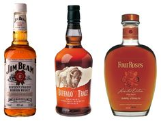 Check out Serious Eats Guide to Bourbon. If you need to know your Jim Beam from your Makers Mark.