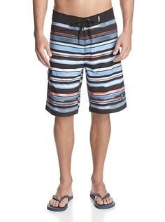 46% OFF Maui & Sons Men's Mavericks Boardshort (Blue)