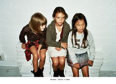 Agosto / Setembro-KIDS-LOOKBOOK | ZARA Portugal