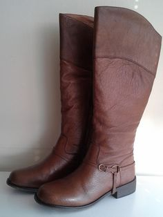 Super Wide Calf Boots #boots #widecalfboots