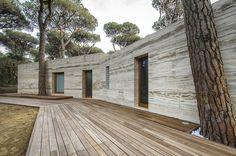 Marina di Castagneto Carducci house by  Massimo Fiorido Associati