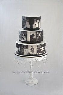 Mens 60th Birthday Cake