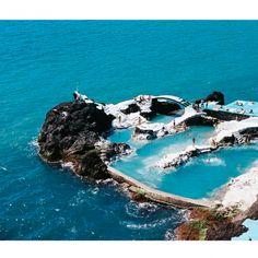 Portugal, Madère. Les plus belles piscines du monde!