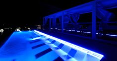 Swimming Pool produced by Preformati Italia and placed in Stresa, Italy