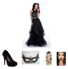 """Untitled #104"" by forever30-1 on Polyvore featuring Envious Couture and Michael Antonio"