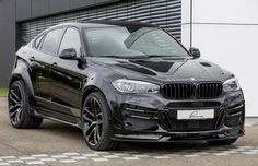 Lumma Design Presents Ultra-Aggressive BMW - automobil Bmw X6, M Bmw, Automobile, Mercedez Benz, Bmw 6 Series, Top Cars, Performance Cars, Modified Cars, Sport Cars