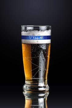 Original Mockups - Beer Glass Mockup 01
