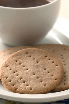 King Arthur's English Digestive Biscuits Recipe