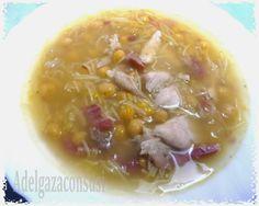 Recetas Light - Adelgazaconsusi: Sopa de cocido ligera