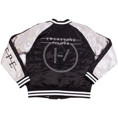FPE Souvenir Jacket (Unisex) ❤ liked on Polyvore featuring outerwear, jackets, embroidered jacket, skeleton jacket, x-ray jacket and unisex jackets