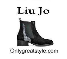Liu Jo shoes fall winter 2015 2016 footwear for women