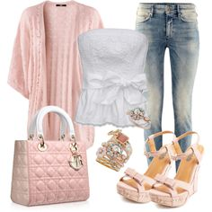 """""""Summer Passing"""" by debbie-probst on Polyvore"""