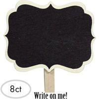 Scroll Chalkboard Label Clips 8ct Chalkboard Labels Label Clips Halloween Costumes For Kids