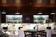 Bar in one of the hotels we use on one of our trips http://www.thespanishthymetraveller.com/
