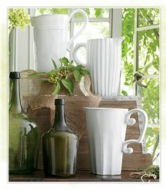 Provencal Pitcher Collection