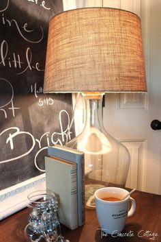 DIY Lighting Ideas | Pottery Barn Hacks by DIY Ready at http://diyready.com/diy-projects-pottery-barn-hacks