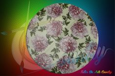 Arte Country, Plates, Tableware, Dining Room, Creativity, Cooking, Licence Plates, Dishes, Dinnerware